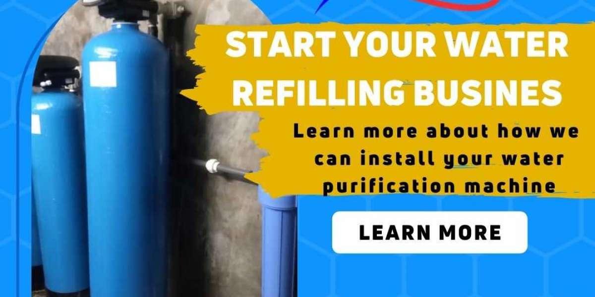 Best Water Purification Machine Cost in Kenya
