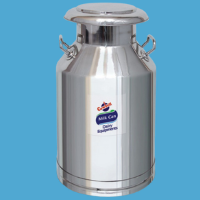 cost of 100l stainless milk cans